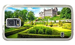 Hipster Samsung Galaxy S5 Cases online dunrobin castle PC Transparent for Samsung S5