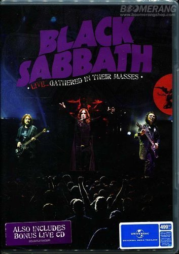 Black Sabbath - Live... Gathered in Their Mass - Zortam Music