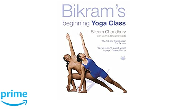Bikrams Beginning Yoga Class: Amazon.es: Bikram Choudhury ...
