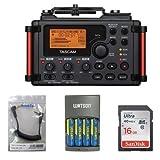 Best Tascam Digital Dslrs - Tascam DR-60DmkII 4-Channel Portable Recorder for DSLR KIT Review