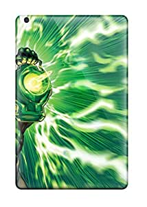 New Cute Funny Green Lantern Case Cover/ Ipad Mini/mini 2 Case Cover