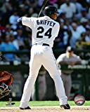 """Ken Griffey Seattle Mariners MLB Action Photo (Size: 8"""" x 10"""")"""