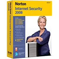 Norton Internet Security 2008 1 User (PC)