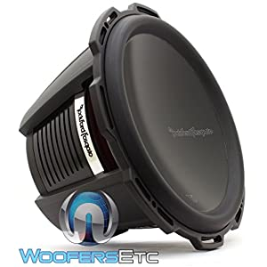 Rockford Fosgate T1D415 Power T1 DVC 4 Ohm 15-Inch 1000 Watts RMS 2000 Watts Peak Subwoofer
