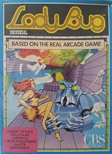 LadyBug - Intellivision