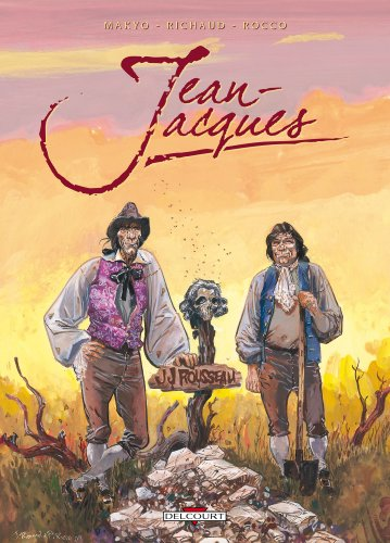 Jean-Jacques (French Edition)