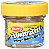 Best Berkley Bait For Basses - PowerBait Power Honey Worm Review