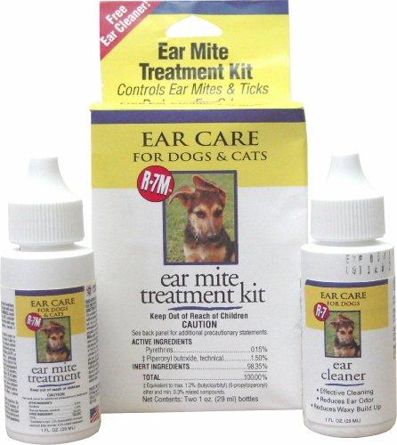 Kit Mite (R-7m Ear Mite Treatment)