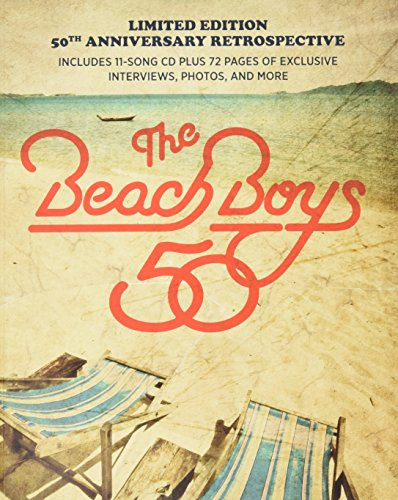 The Beach Boys - Limited Edition 50th Anniversary Collection 'ZinePak