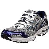 Cheap Mizuno Running Women's Wave Inspire 6 Running Shoe,Silver/Alaskan Blue,11.5 M US