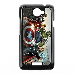 HTC One X Cell Phone Case Black Avengers 006 VC94NG6G