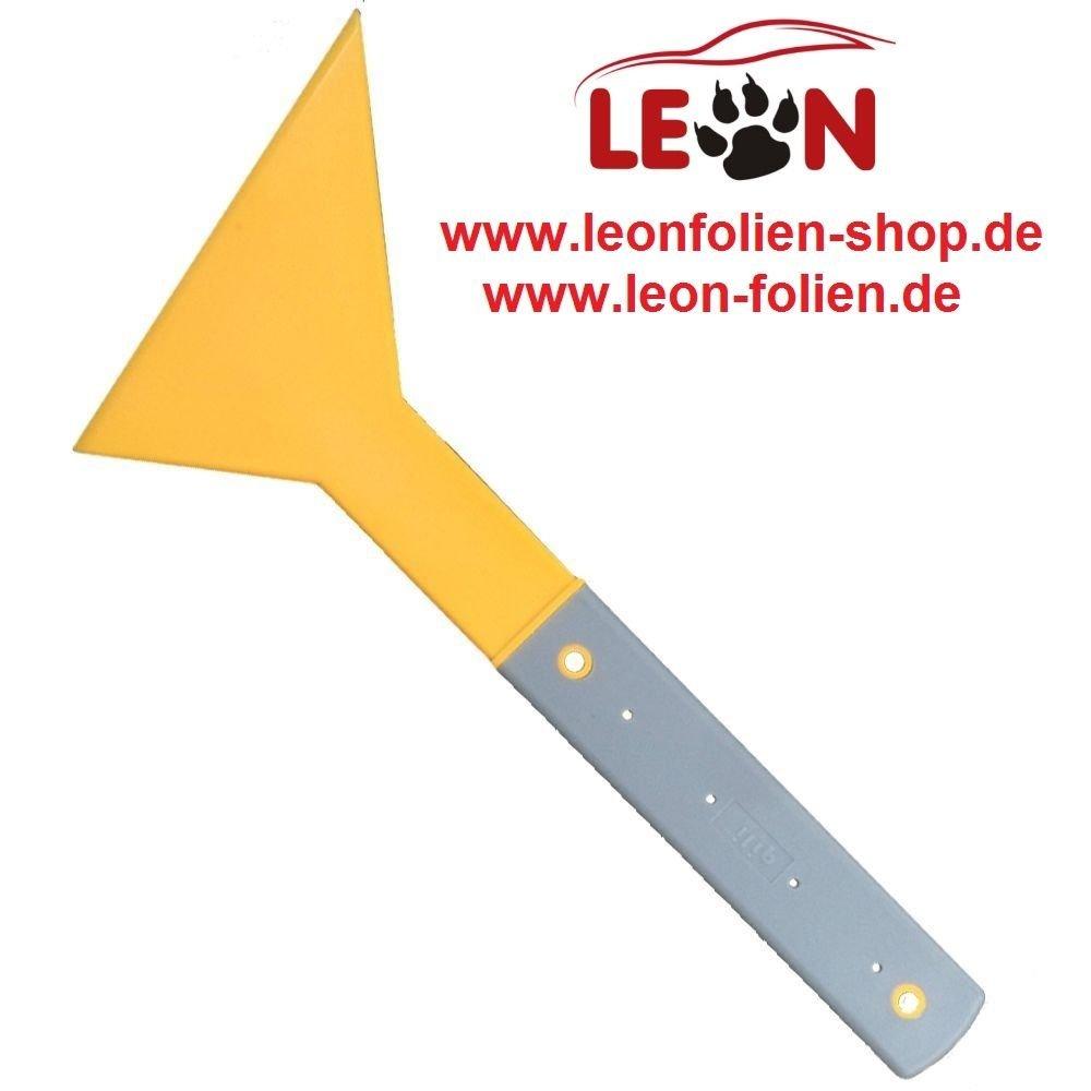 BIG FOOT RAKEL XXL Lä nge - scheibentö nung spezial rakel www.leonfolien-shop.de