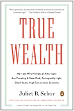 True Wealth: How and Why Millions of Americans Are Creating a Time-Rich,Ecologically Light,Small-Scale, High-Satisfaction Economy