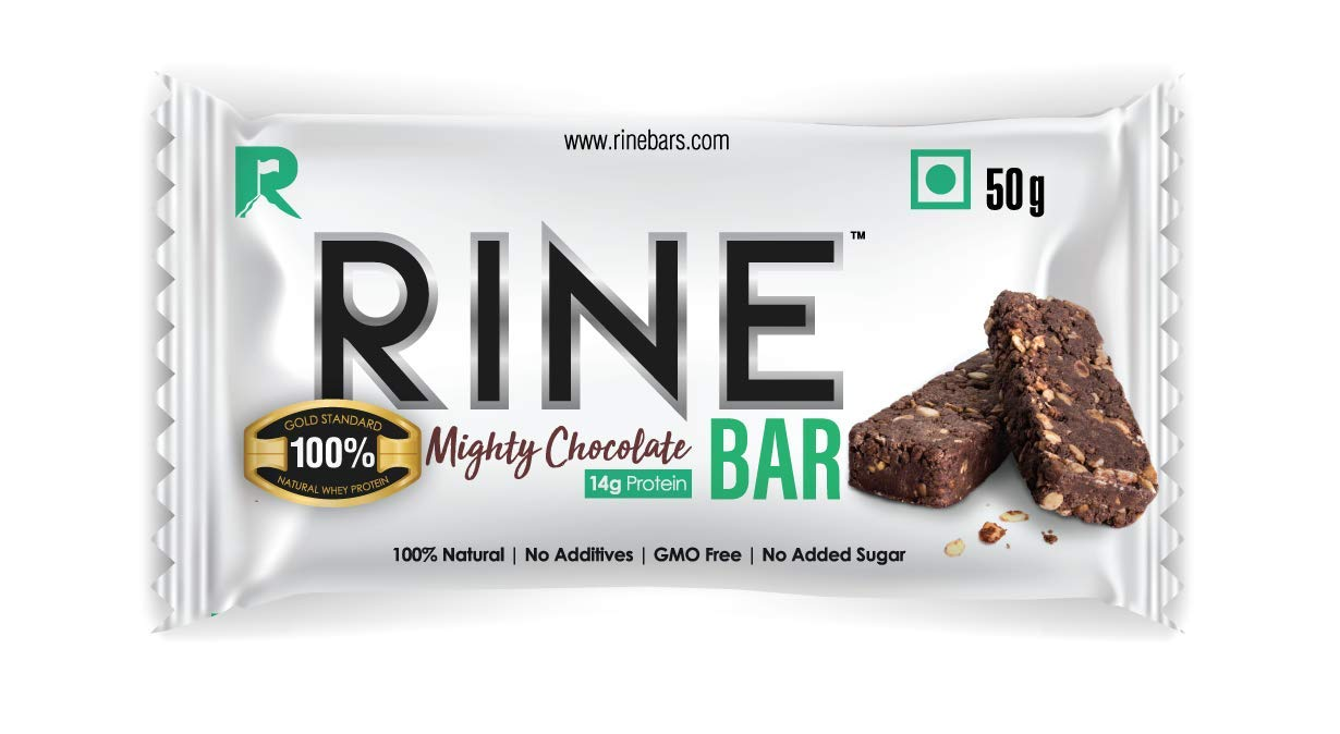 Rine 14g Max Protein Bar – Pack of 6 at Rs.250 Only