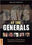 Days of the Generals, Hilton Hamann, 1868723402