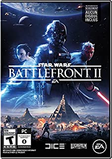 Star Wars Battlefront 2 French Only (B071D5JSWC) | Amazon Products