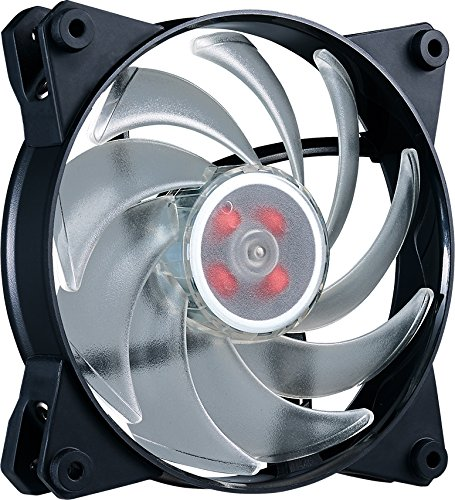 Cooler Master MasterFan Pro 120 Air Balance RGB- 120mm Hybrid RGB Case Fan, 3 In 1 with RGB LED Controller, Computer Cases CPU Coolers and Radiators by Cooler Master (Image #10)