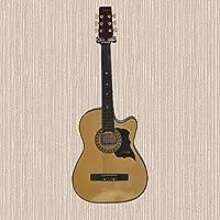 Soporte de guitarra de montaje en pared con bloqueo automático ...