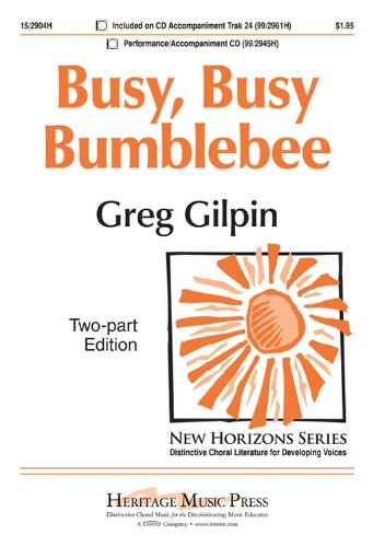 Busy, Busy Bumblebee ()
