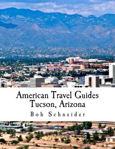 American Travel Guide: Tucson, Arizona by Bob Schneider - Tucson Shopping Mall