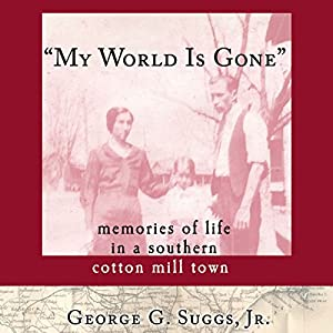 'My World Is Gone' Audiobook