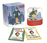 Elf Snow Globe (Miniature Editions)
