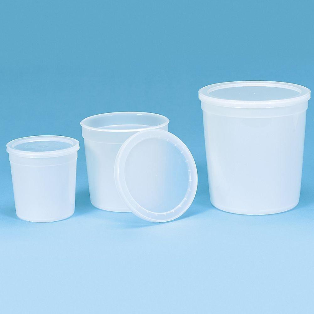 Specimen Container, Dynalon, Disposable, 16 oz, Pack of 25