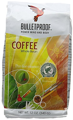Bulletproof - The Original Ground Coffee, Upgraded Coffee Upgrades Your Day (12 Ounces)
