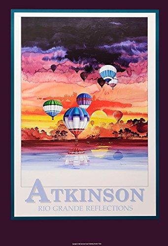 Michael Atkinson 1993 RIO GRANDE REFLECTIONS 22