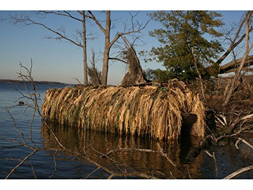 Avery Hunting Gear Killerweed Boat Blind Kit-All-Terrain -