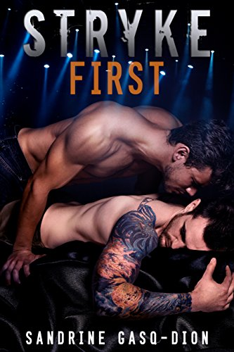 Stryke First: The Rock Series book 5 cover