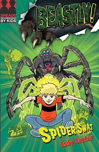 book cover of Spider Swat