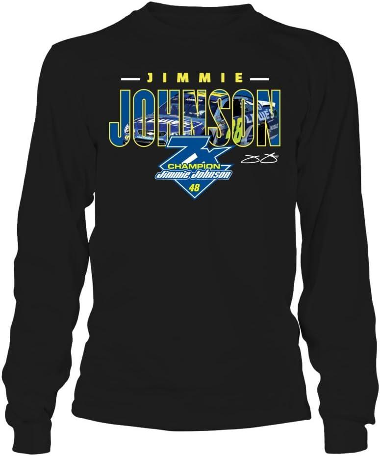 FanPrint Jimmie Johnson T-Shirt - 7X Champion