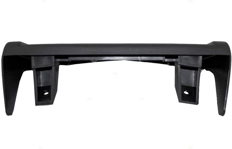I-Match Auto Parts License Plate Bracket Tag Holder Without Strip Type Replacement For Chevrolet GMC Pickup Truck SUV GM1068102 15990676