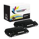 Smart Print Supplies 92274A 74A MICR Black Premium Compatible Toner Cartridge Replacement for HP LaserJet 4L 4P 4ML 4PX 4MP Apple 300-320 Laser Printers (3,350 Pages) - 2 Pack