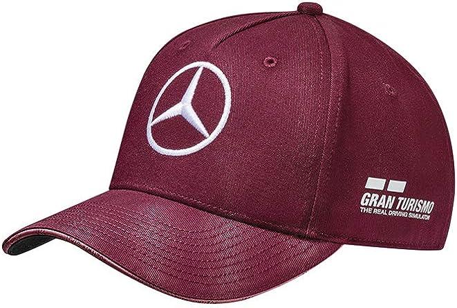 Hamilton 2018 Orig Mercedes Base Cap Hat F1 Formula 1 AMG Petronas Gran Turismo