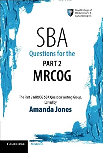 Book Sba Questions for the Part 2 Mrcog