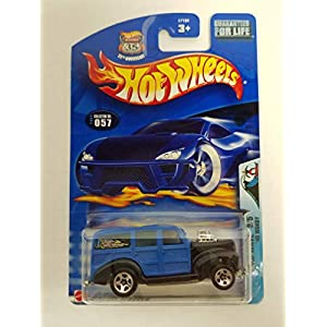 '40 Woody Wild Wave 3/5 2003 Color Hot Wheels No. 057