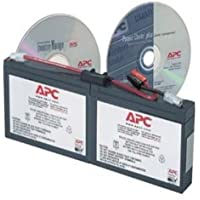 APC RBC18 Replacement Battery Cartridge #18 - UPS battery - 1 x lead acid - for PowerStack 450VA