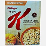 Limited Edition! Kellog's Special K Pumpkin Spice Crunch – Two (2) Pack Review