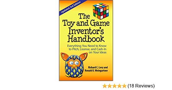 The Toy and Game Inventors Handbook