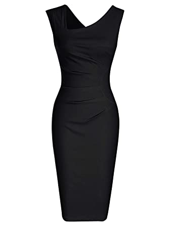 Formal Fitted Midi Dress