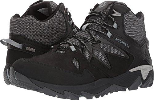 Merrell Men's All Out Blaze 2 Mid Waterproof Hiking Boot, Black, 10 M...