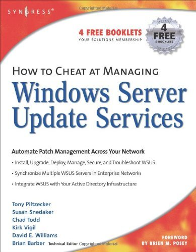 How to Cheat at Managing Windows Server Update Services Reader