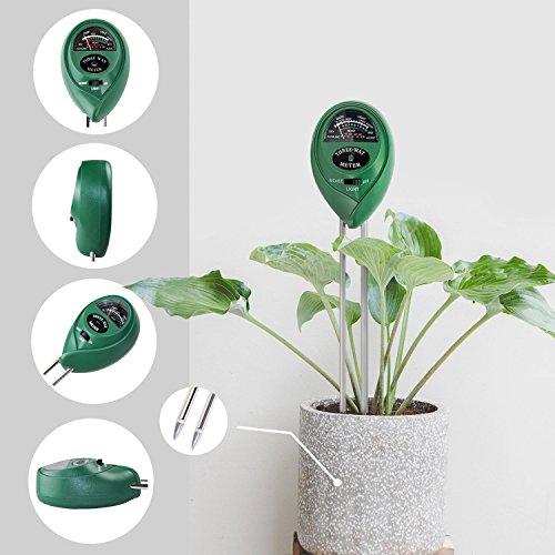 Review Funyn Soil pH Meter,