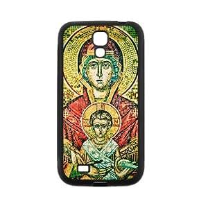 Custom Christian Back Cover Case for SamSung Galaxy S4 I9500 JNS4-214