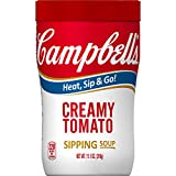 Campbell's Soup on the Go Creamy Tomato Soup, 11.1 oz. Cup