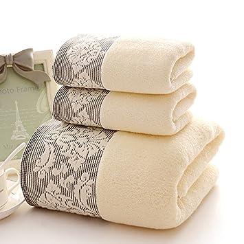 guwei algodón toalla de baño + juego de toallas, absorbente algodón? 70140,3