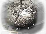 Light Duty 4 Pt Real Barbed Wire - 18 Gauge 4 Point - (50 Feet) for Crafts and Yard - Made in USA