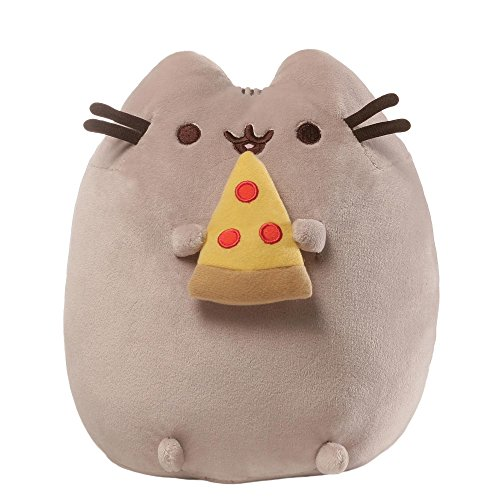 Pusheen Pizza Snackable Stuffed Plush product image